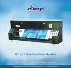 1.8m Direct Sublimation Heater / Sublimation Heating Machine