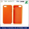 for silicone iphone 5 case promotional made in China