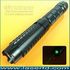 rechargeable 100--200mW 532nm green laser flashlight TD-GP-118B
