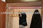 furniture hardware telescopic adjustable closet rod