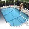 outdoor pool 2012 Fibreglass rectangle outdoor supplier of swimming fiberglass pool