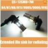 Cree Q5 LED 5W + SMD H1/H3/H4/H7/H8/H10/H11/9005/9006 Fog Light