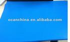 0.05mm~6.5mm blue plastic PVC sheet