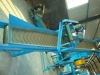 E scrap recycling equipment belt conveyor