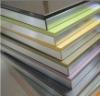 Silver+ Black Bicolor PVC edging Edge Banding Strip for furniture