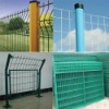 different kinds of PVC coated mesh fence