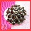 crystal rhinestone buttons