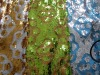 sequin spangle embroidery fabric for dress