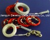 Pet anchor and P.V.C steel wire