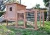 Eco-wood plastic composite(wpc) pet product bird cage