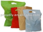 Corn-starch based biodegradable shopping bag
