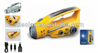 Portable solar radio torch ,FM/AM solar radio torch manufacture & suppliers