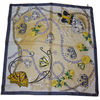 100%Silk printed scarf silk