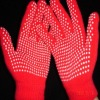 10gauge 100 acrylic workin gloves with pvc dots