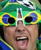 National Flag Sunglasses-brazil