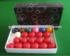 High hardness snooker ball