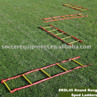 #RSL45 Round Speed Agility Ladder - Football & Soccer Agility Speed Equipment