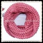 2012 Fashion Knit Circle Scarf