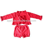 beautiful baby's clothes set