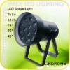 HL PAR36 9x1w/12x1w Stage Lighting