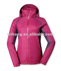 women outwear,gore tex jacket,waterproof ,breathable 3 in 1 coat