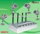 Outdoor Waterproof Digital Wireless IR CCTV Camera Kit