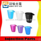 High quality Plastic Injection moulding-PP plastic holder