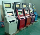 ATM Machine/Lastest Design Dual Screen Kiosk with Thermal Printer