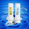 Double Counter top water filter