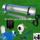 Air Cooled Tube Reflector / Reflector Shade / Cooltube Hydroponics Grow Light Reflector