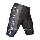 Team LIVE STRONG cycling shorts