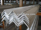ST52/Q235 Hot rolled equal or unequal steel angles 100*100*6mm