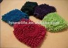 microfiber/chenille car wash gloves