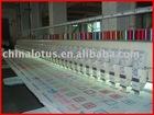The Best 443 200*400*800mm multi-head flat embroidery machine in China(43 heads long machine)