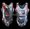 Most popular rhinestone leotard for Gymnastics / Elastic unitard