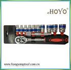 12pcs socket wrench tool set, drive tools
