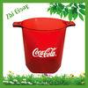 Coca-Cola Plastic Ice Bucket
