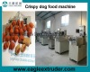 twin-scew pet/dog food extruder processing/production/making equipment/machinery/process/line/machine