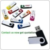 best seller promotional swivel usb flash drive 512MB-64GB