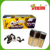 Chocolate with milk stick biscuit