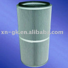 powder recycle antistatic filter cartridges