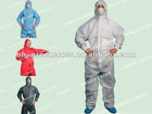 CE Exam Type 5/6 Protective SMS CrossGard 1500 Coverall