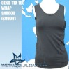 Women compression wear with mesh fabric