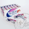 Hot sell strawberry flavour fruit chewing gum candy for children IVY-B168