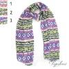 lady 2012 spring scarves