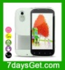4.3 Inch Capacitive Screen GPS TV WIFI 3G Android 2.3 Smart Phone - White