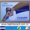 Plastic card/Pre print plastic card