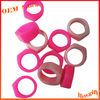 Wholesale custom logo new shape silicone finger ring /silicone finger band/silicone thumb ring