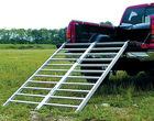 Aluminium ATV Ramp