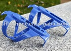 blue full carbon water bottle holder for bicycle